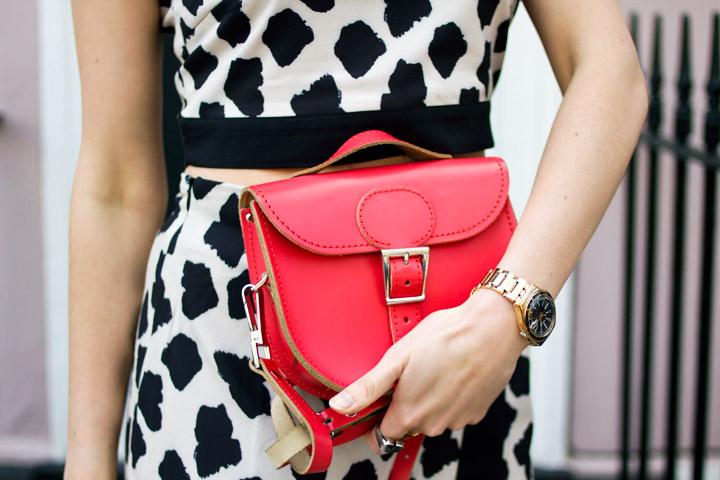 brit stitch purse