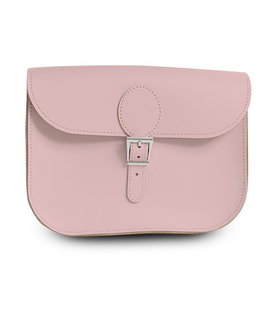 brit stitch handbag pink