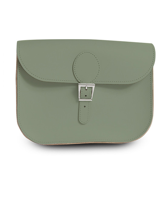 brit stitch handbag olive