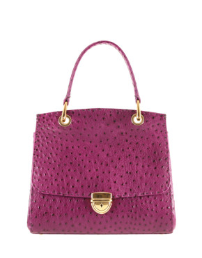 independent handbag designer purple