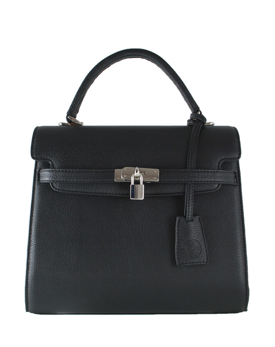 independent handbag designer black
