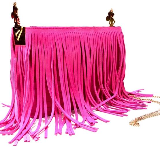 lyasmine handbag pink