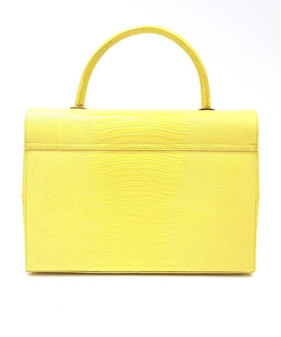 lyasmine handbag yellow