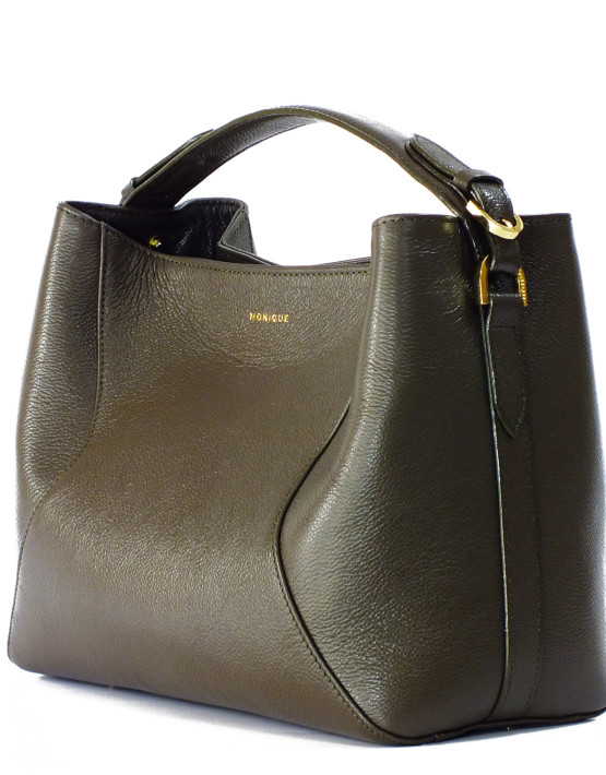 monique handbag brown