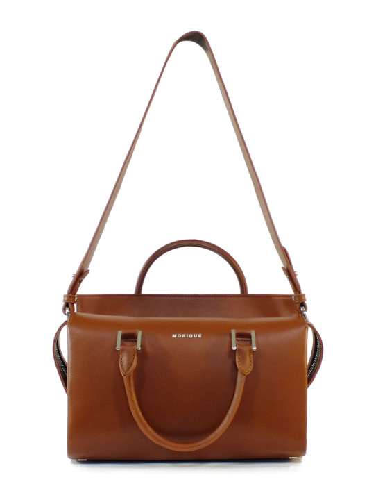 monique handbag designer brown