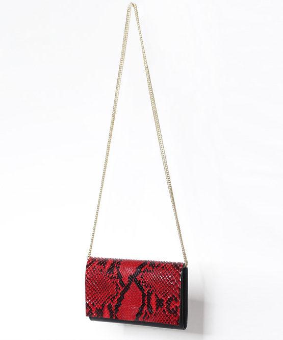 Agnesa Vuthaj_Handbag-red