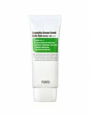 PURITO CENTELLA GREEN LEVEL SAFE SUN SPF50+ PA++++ 60ML