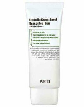 PURITO Centella Green Level Unscented Sun SPF50+ PA++++ 60ml