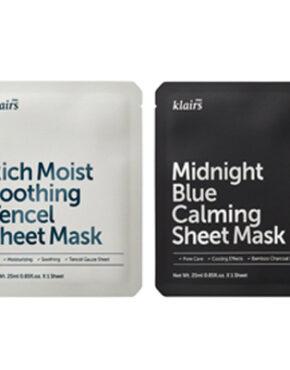 Pack Sheet Masks